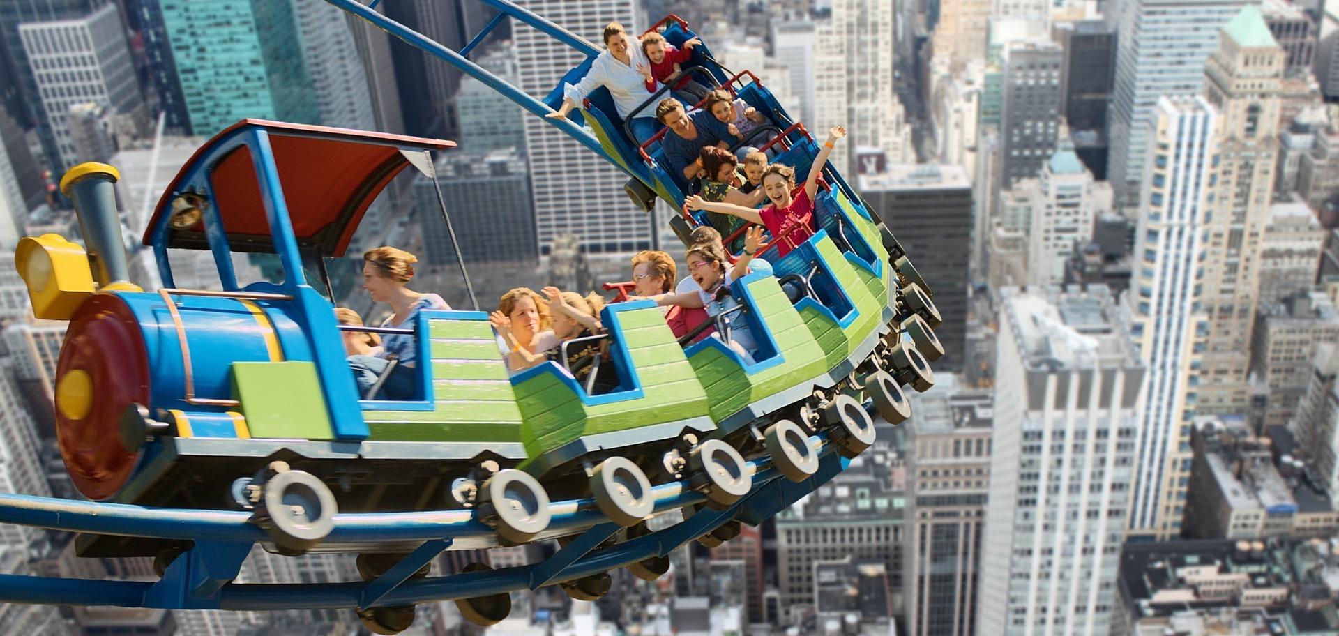 Dangerous roller coaster